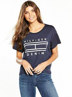 tommy-jeans-short-sleevenbsplogo-t-shirt-total-eclipse