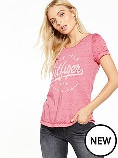 hilfiger-denim-denim-logo-t-shirt