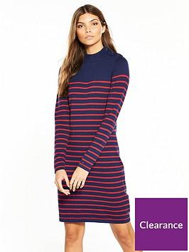 tommy-jeans-stripe-long-sleeve-dress