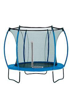 plum-colours-by-plum-8ft-trampoline-amp-enclosure-reversible-blue-amp-lime