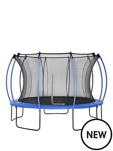 plum-colours-by-plum-12ft-trampoline-amp-enclosure-reversible-blue-amp-lime