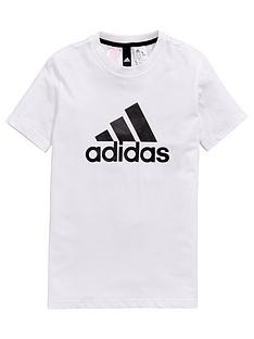 adidas-older-boys-logo-tee