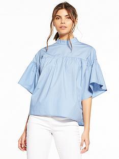 fashion-union-emerick-ruffle-blouse-blue