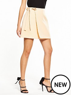 fashion-union-giselle-a-line-wrap-mini-skirt