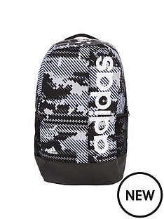 adidas-linear-print-backpack
