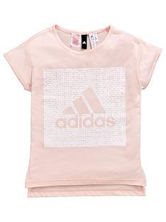 adidas-older-girls-logo-tee