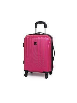 It Luggage 4Wheel Expander Cabin Case