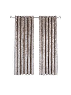 made-to-measure-luxury-crushed-velvet-eyelet-curtains-ndash-ivory