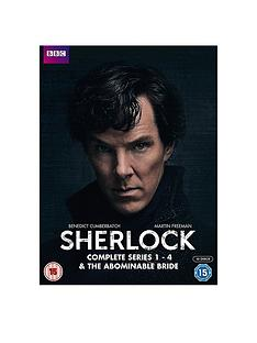 sherlock-series-1-4-amp-abominable-bride-box-set-dvd
