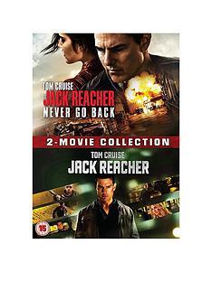 jack-reacher-amp-jack-reacher-never-go-backnbspdvd-box-set