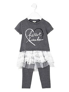 river-island-mini-girls-grey-burnout-print-t-shirt-and-legging-set