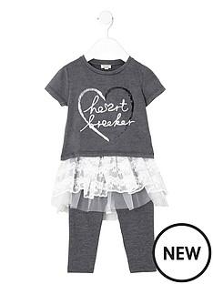 river-island-mini-girls-grey-burnout-print-t-shirt-and-legging-set