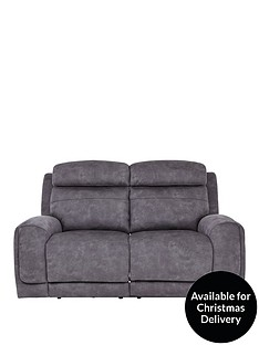violino-imperial-2-seater-fabric-power-recliner-sofa