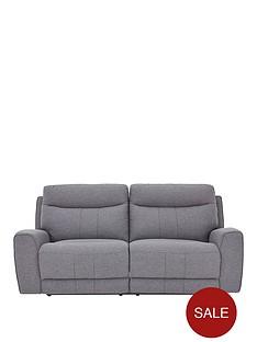 violino-rossi-3-seaternbspfabric-manual-recliner-sofa