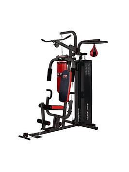 body-sculpture-66kg-multi-gym-with-punch-bag-amp-speed-ball