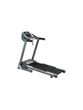Body Sculpture Motorised Treadmill With Power Incline