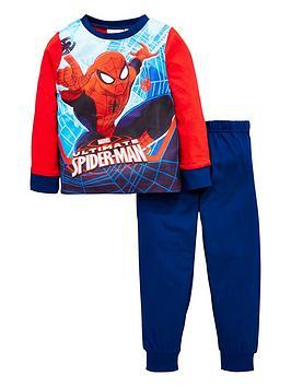 spiderman-long-pyjamas