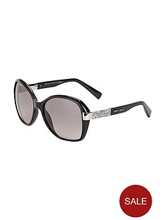 jimmy-choo-swarovski-sunglasses-black