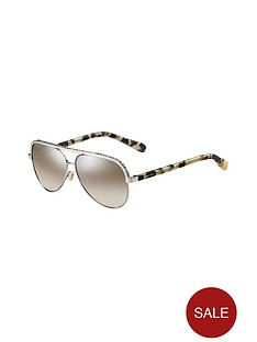 jimmy-choo-aviator-sunglasses-silver