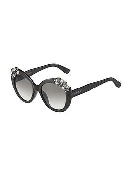 jimmy-choo-oversized-sunglasses-black