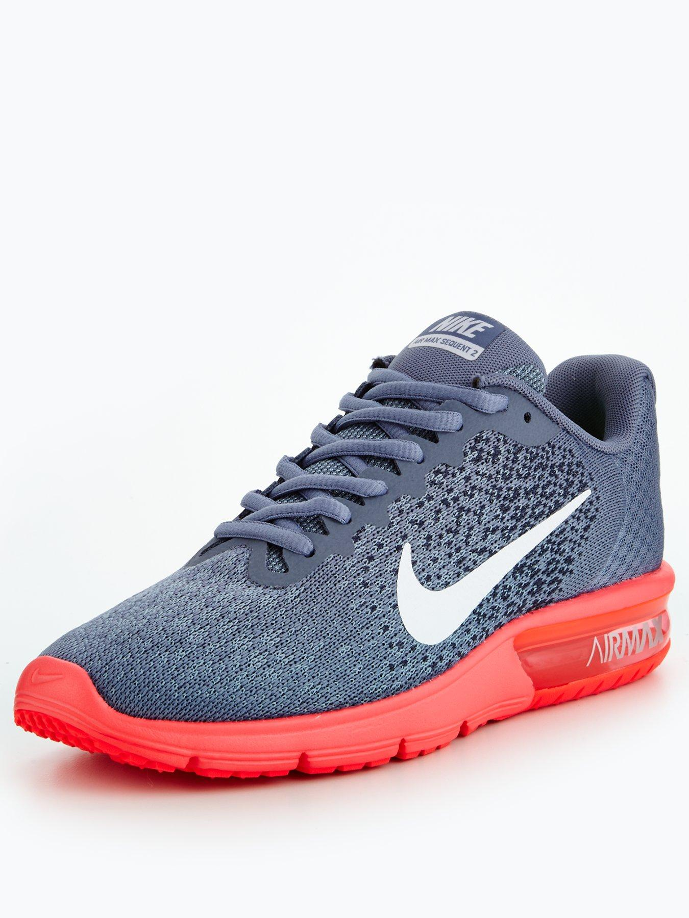 Nike Air Max Sequent 2 Grey/Pink