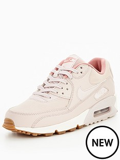 nike-air-max-90-leather-pinknbsp