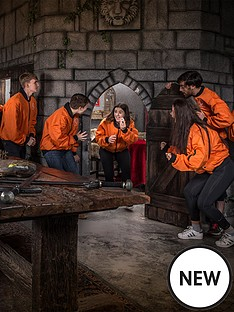 virgin-experience-days-the-crystal-maze-manchester-for-two