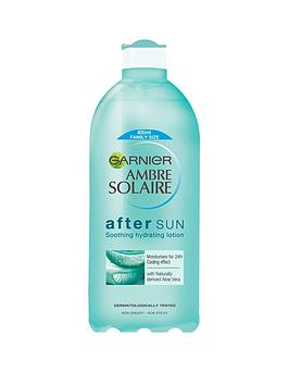 Ambre Solaire   Hydrating Soothing After S