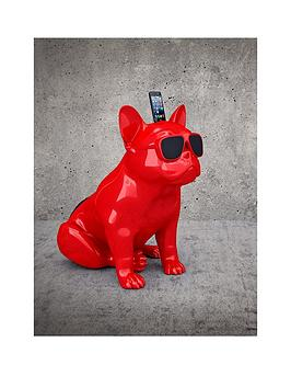 Jarre Aerobull Wireless Speaker  Glossy Red