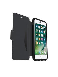 otterbox-strada-folio-case-for-iphone-78-plus-onyx-black
