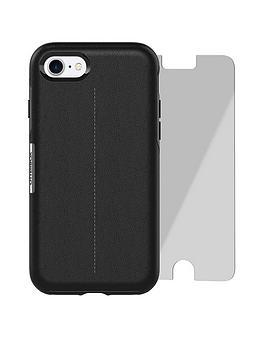 Otterbox Apple Iphone 7 Otterbox Strada Royale Case  Onyx Black (Black)
