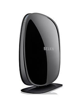 Belkin N600 DualBand Modem Adsl Router (Bt Line)
