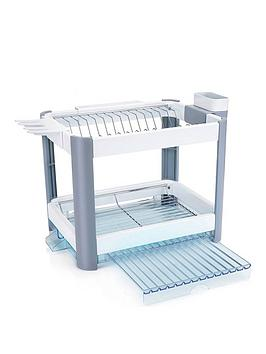 Minky 2 Tier Dish Rack 304 Stainless Steel