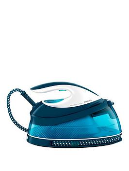 Philips Gc780520 Perfectcare Compact Steam Generator Iron With 250G Steam Boost