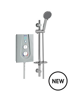 bristan-joy-3-thermostatic-electric-shower-95kw-metallic-silver