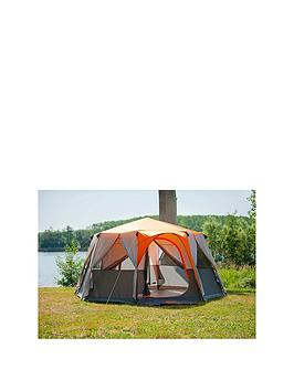 Coleman   Cortes Octagon 8 Orange