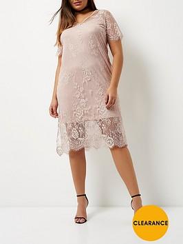 river-island-ri-plus-double-layer-lace-dress