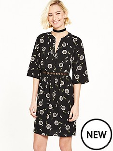 river-island-black-smock-dress