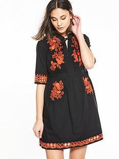 river-island-embroidered-smock-dress