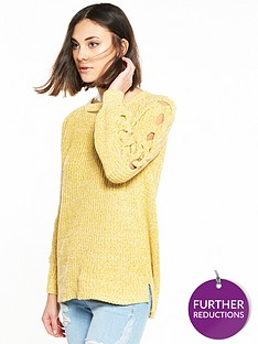 river-island-yellow-cut-out-jumper