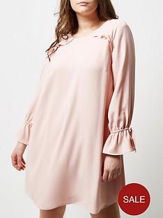 ri-plus-pink-smock-dress