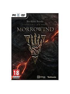 pc-games-the-elder-scrolls-online-morrowind