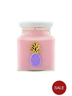 flamingo-candles-ineapple-and-raspberry-candle