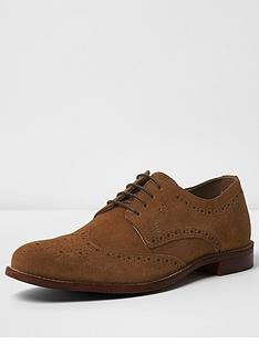 river-island-mens-suede-brogue