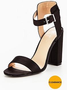 v-by-very-dream-satin-block-heeled-sandal-black