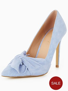 v-by-very-jaquie-real-suede-knot-detail-heeled-shoe-powder-blue