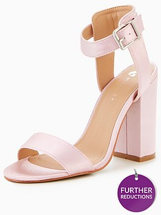 v-by-very-dream-satin-block-heeled-sandal-pink