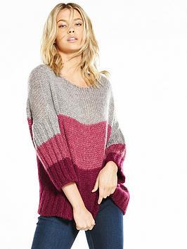 replay-block-stripe-oversized-jumper