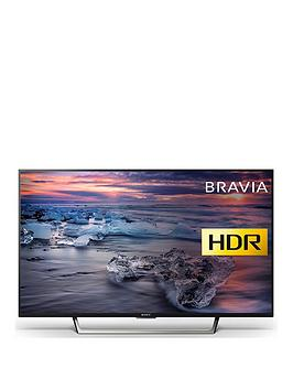 Sony Bravia Kdl49We753Bu 49 Inch Full Hd Hdr Smart Tv With Triluminos Display  Black