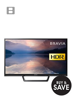 sony-sonynbspbravianbspkdl32re403bu-32-inch-hd-ready-hdr-tv-black